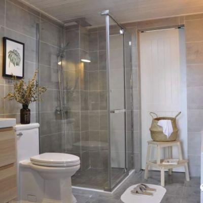 装修卫生间,如何选购一款合格的淋浴房?