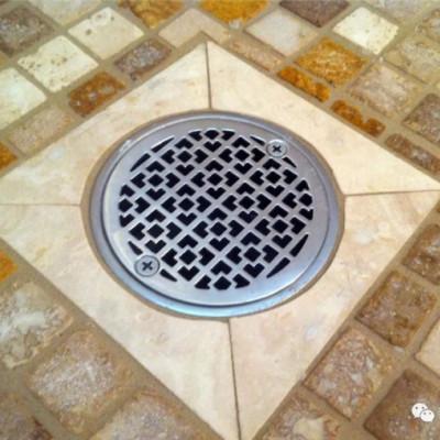 卫生间总是积水?一定是「排水坡度」没做好