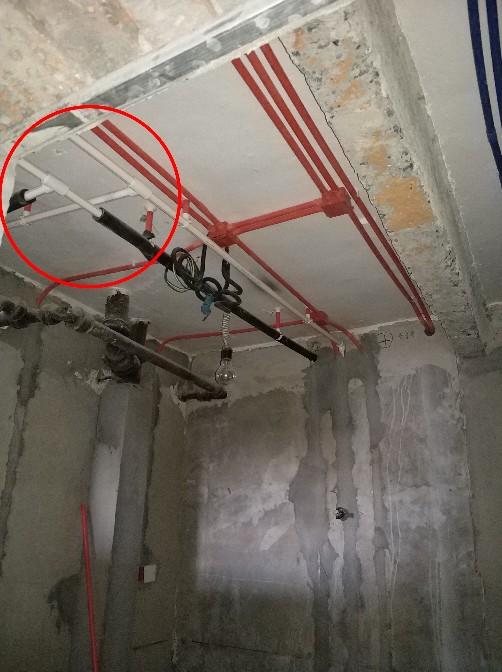 马塍路32号-水电隐蔽工程阶段验收-2018-03-11
