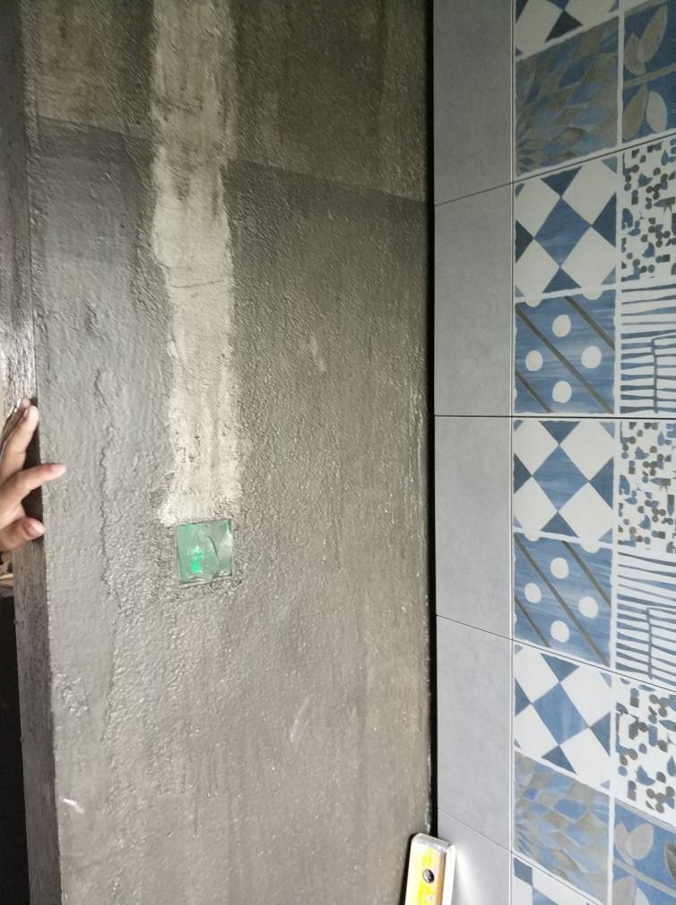 佳华领域广场-泥木表面施工巡查-2018-07-05