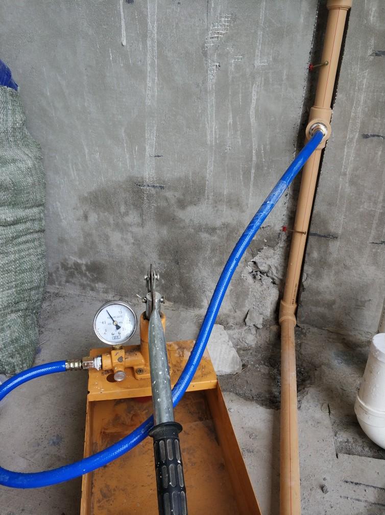 保利心语八期-水电隐蔽工程阶段验收-2018-06-13