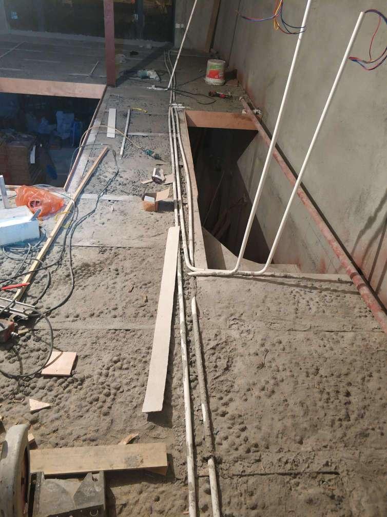 荔湾广场-水电隐蔽施工阶段验收 -2018-12-06