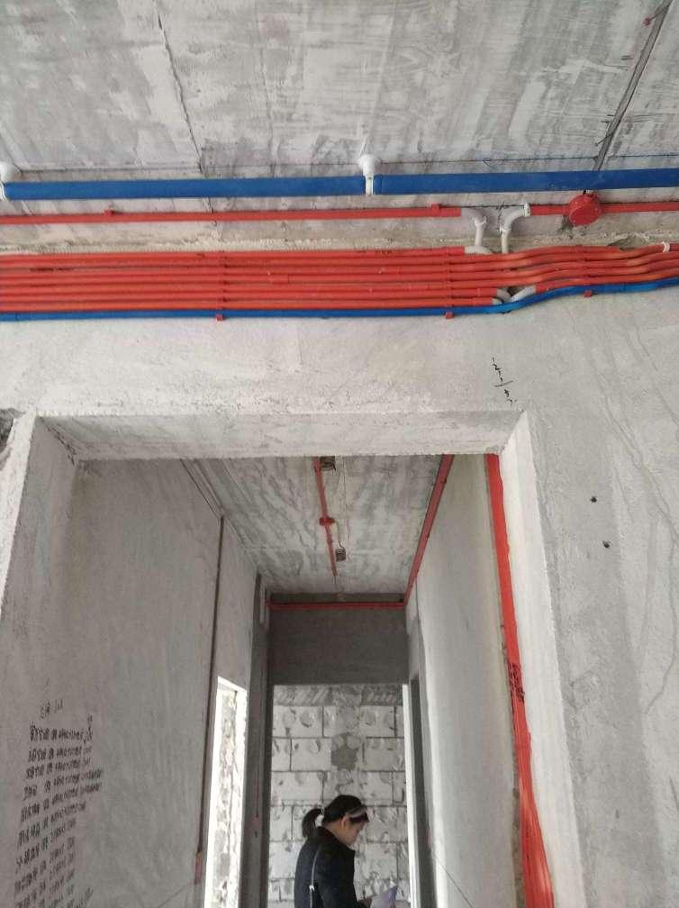 大华铂金华府-南门-水电隐蔽施工阶段验收-2018-10-22