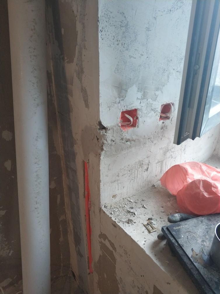 北京东洲家园-水电隐蔽施工检查-2018-07-10