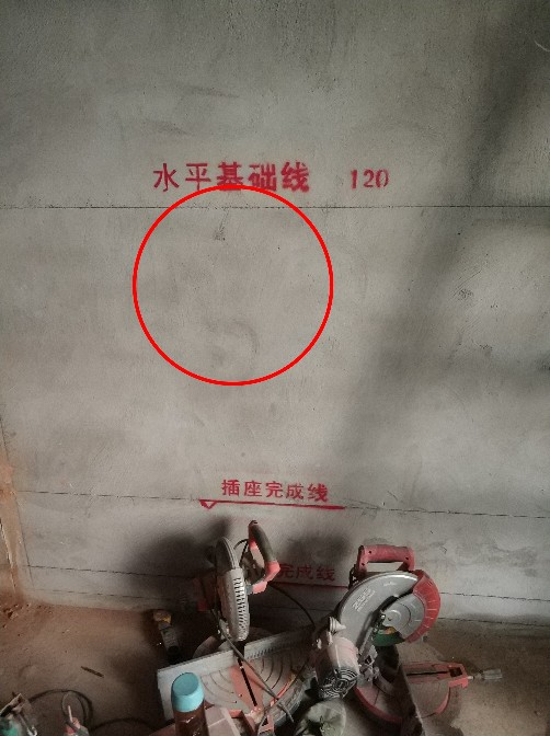 上海圣安德鲁斯庄园-确定水电定位-2018-07-23