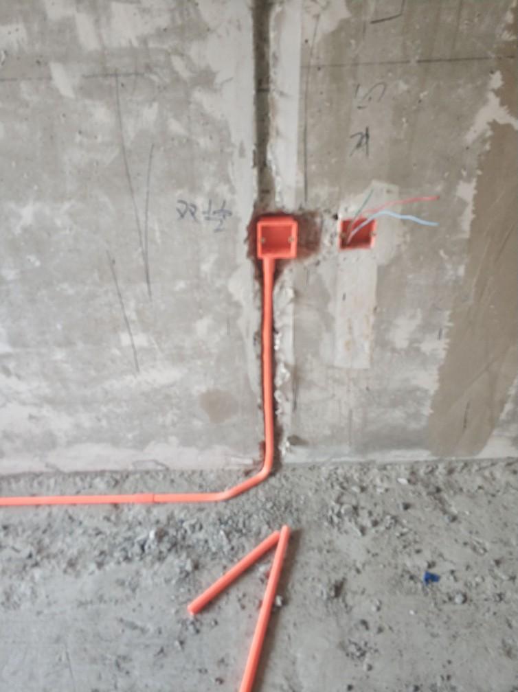 北京东洲家园-水电隐蔽施工检查-2018-09-12