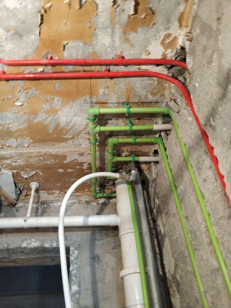 北京手帕口北街-11号院-水电隐蔽施工阶段验收-2018-10-31