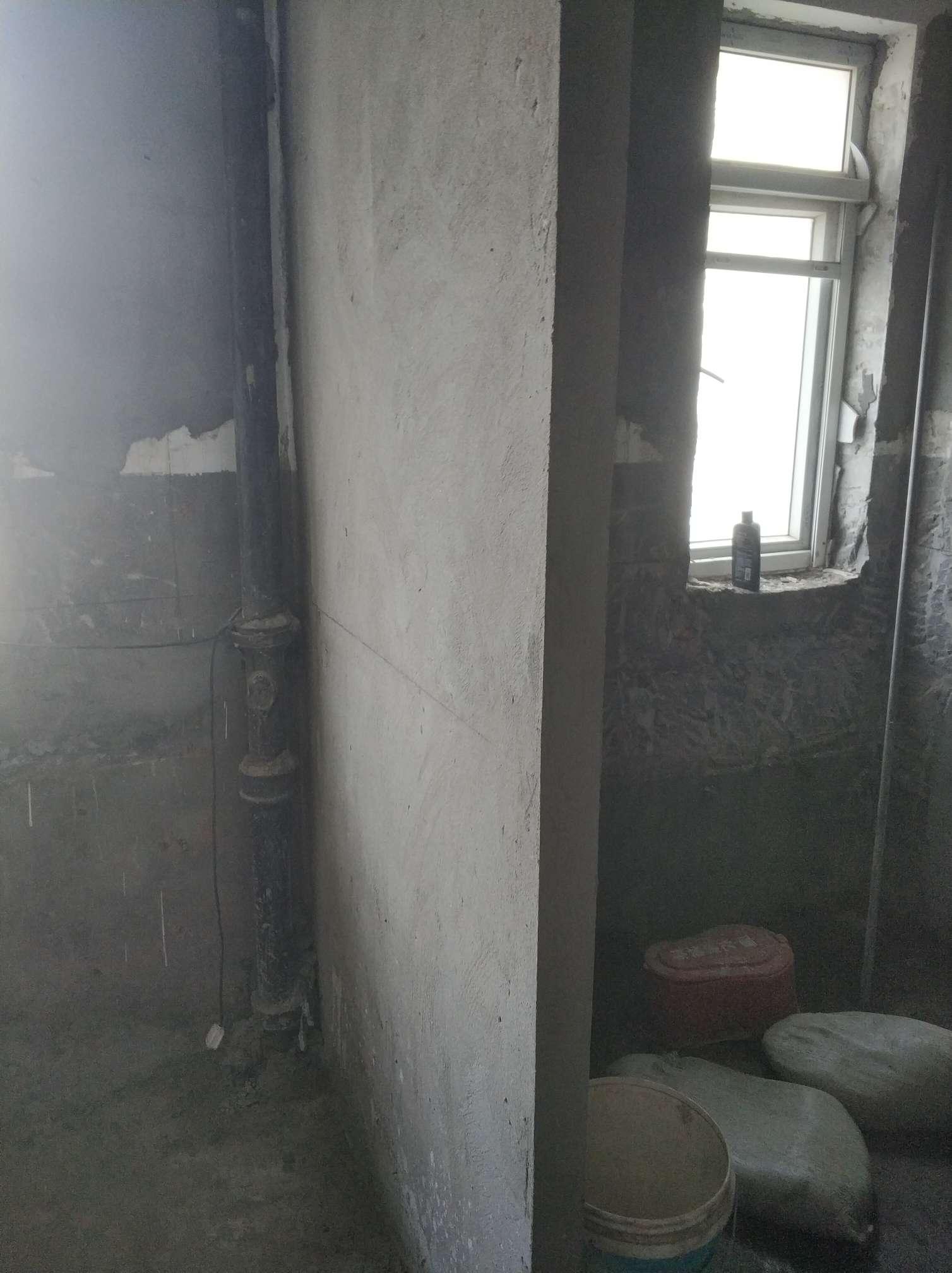 上海华龙新苑小区-确定水电定位-2018-10-11