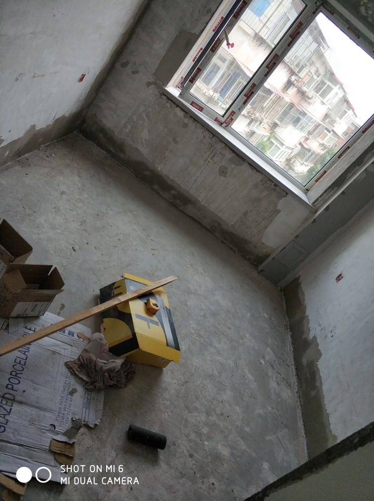 苏堤公寓-泥木工程阶段验收-2018-07-28