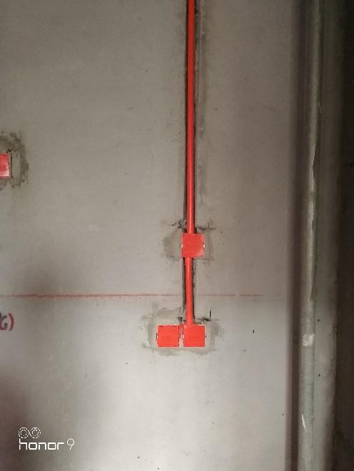 紫薇公寓-水电隐蔽工程阶段验收-2018-07-20