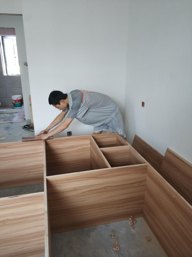 上海新弘墅园-泥木工程阶段验收-2018-06-15