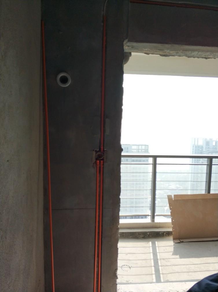 武汉华侨城-水电隐蔽施工巡检-2017-11-04
