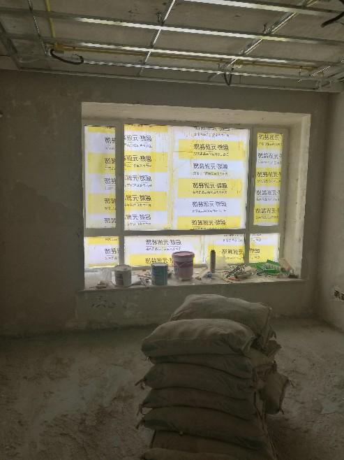 北京中水电国际大厦-泥木隐蔽施工巡查-2018-03-25