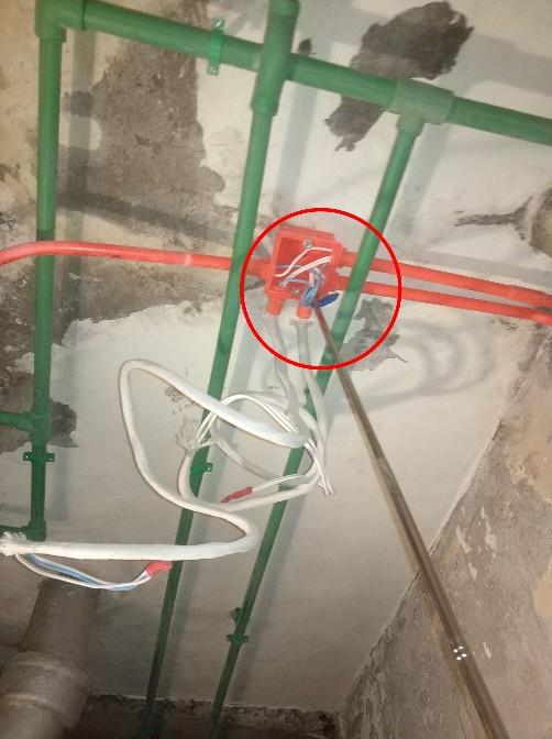 北京安贞西里-三区-水电隐蔽工程阶段验收-2018-04-26