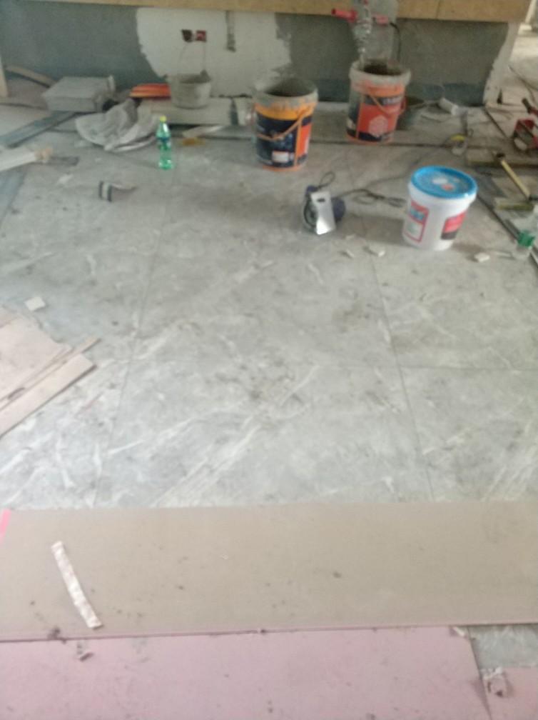 武汉华侨城-泥木表面施工巡查-2018-05-16