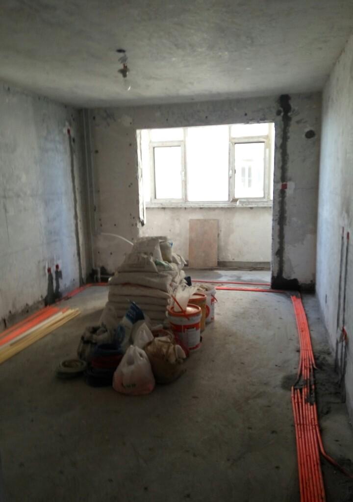 北京育新花园-水电项目检验-2017-01-14