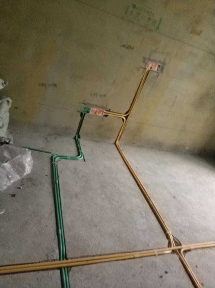 听涛观海龙台-水电隐蔽工程阶段验收-2017-12-03