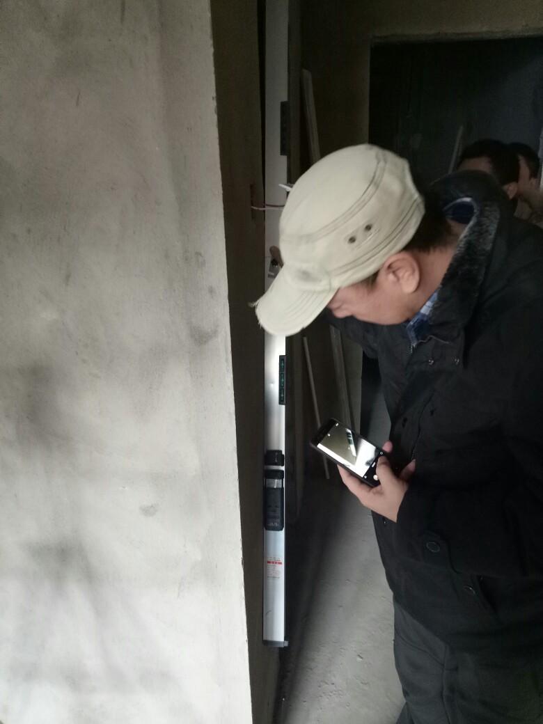 北京中水电国际大厦-水电隐蔽施工巡检-2018-01-07