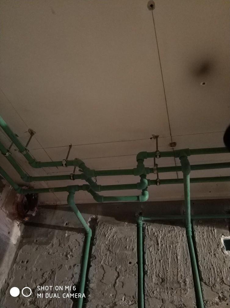 北京观澜国际花园-泥木隐蔽施工巡查-2018-03-07
