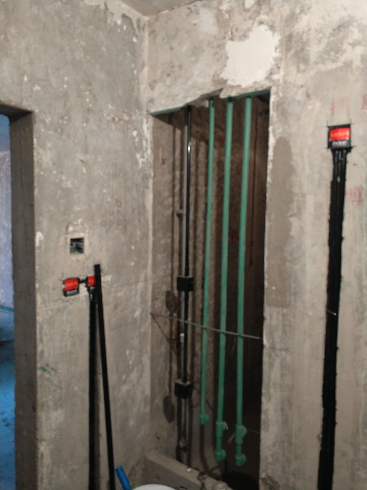 北京法华南里-水电隐蔽工程阶段验收-2018-04-16