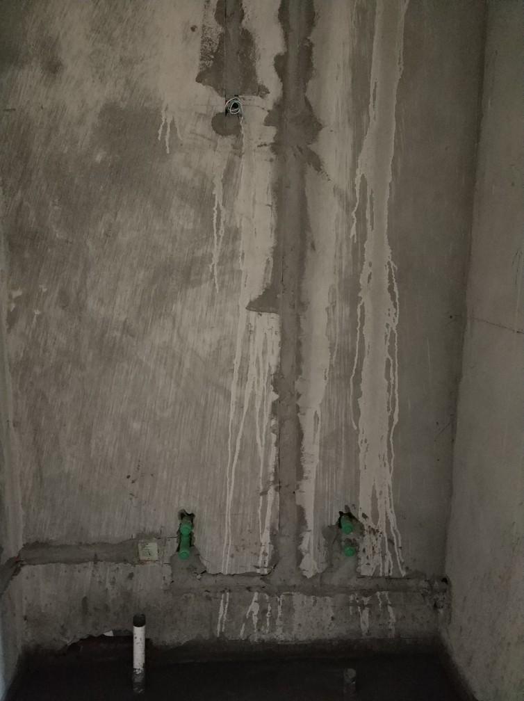 上海新弘墅园-东北门-泥木隐蔽施工巡查-2018-04-20