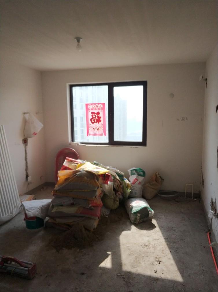北京中国铁建·花语金郡-泥木隐蔽施工巡查-2018-03-11