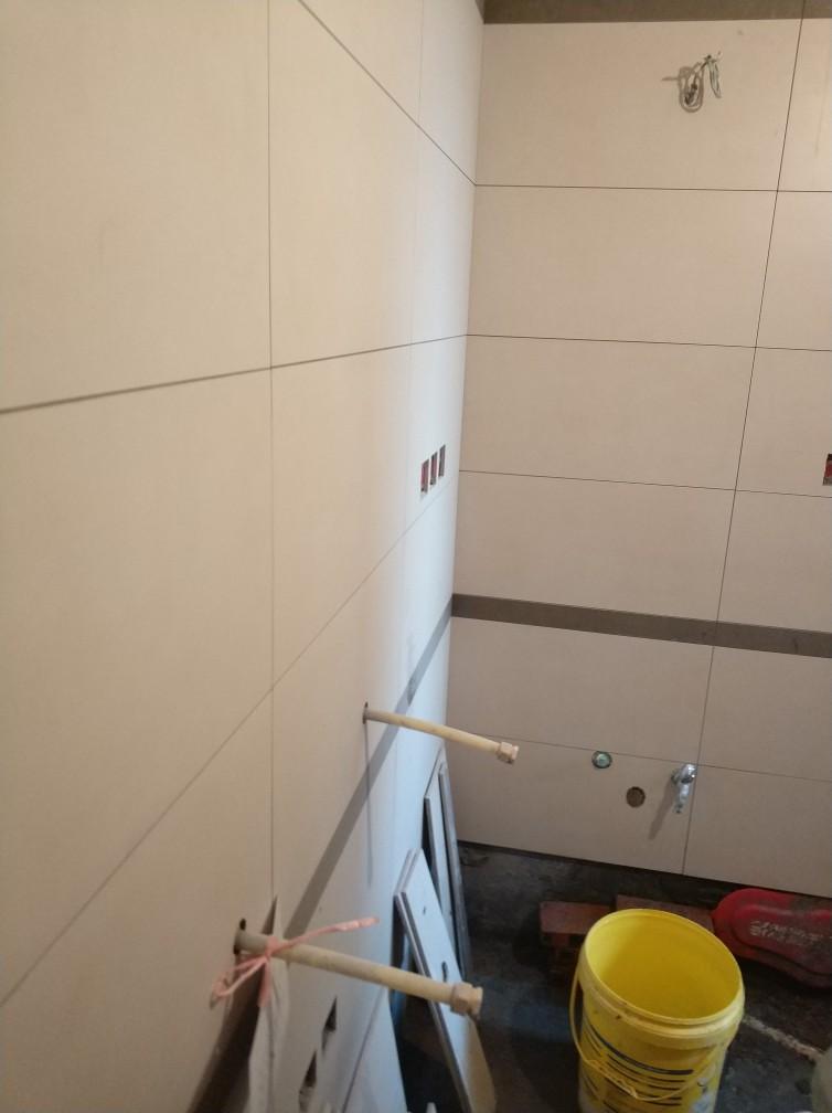 上海绿地公寓-改建与水电定位巡检-2018-03-19