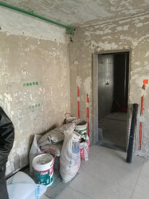 北京中水电国际大厦-泥木工程阶段验收-2018-04-07