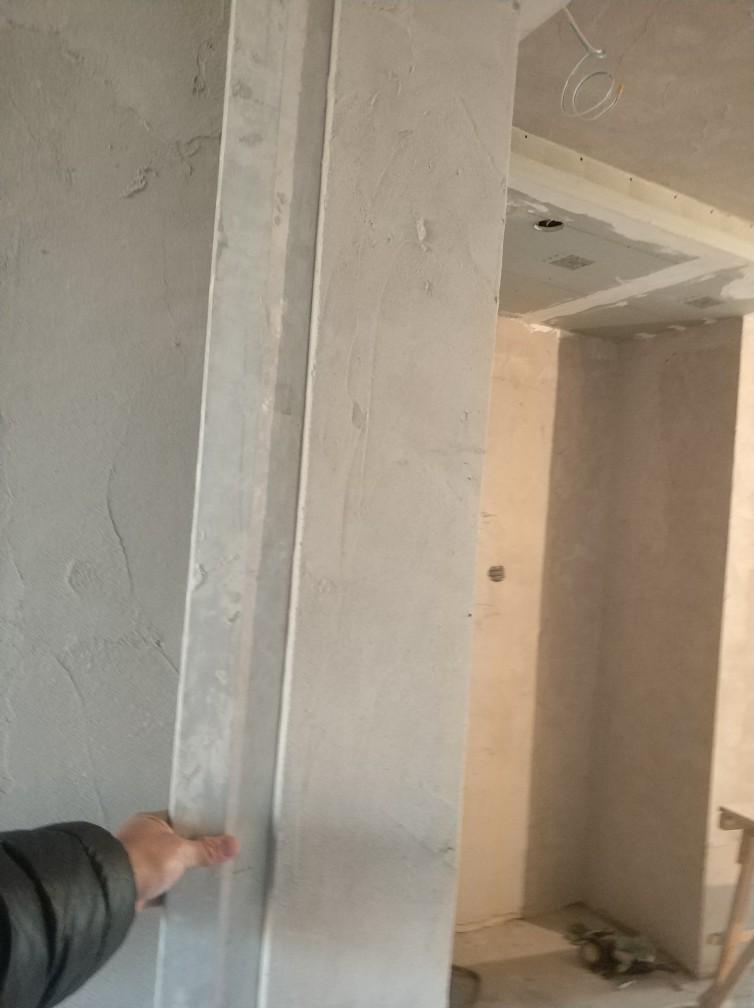 北京海淀嘉郡-墙顶面面层验收-2017-12-21