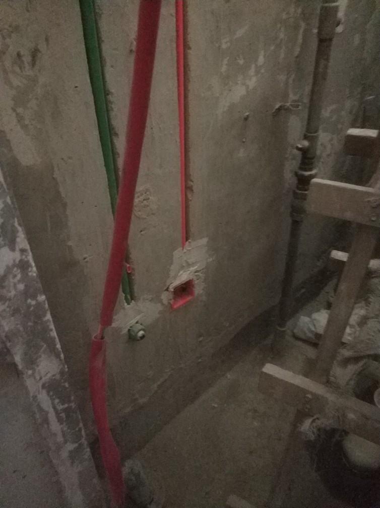 北京中国农业大学(东校区)-水电隐蔽工程阶段验收-2018-04-23