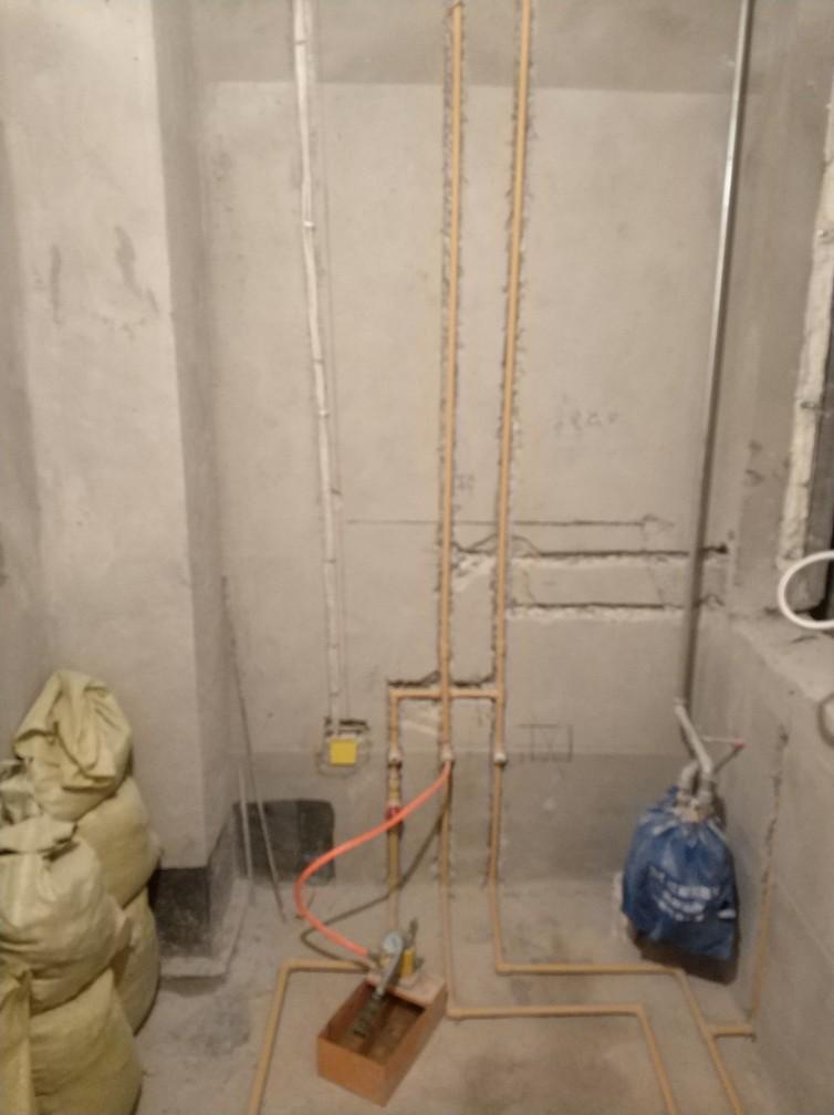 远洋心汉口御峰-水电隐蔽工程阶段验收-2017-11-26