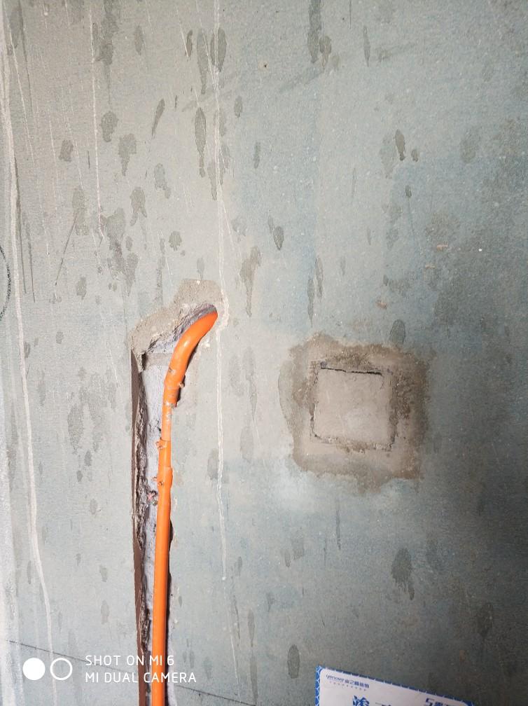 武汉华侨城-水电隐蔽工程阶段验收-2017-11-26