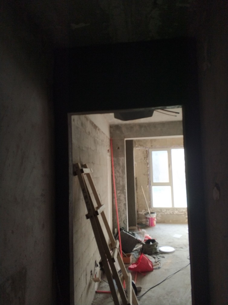 北京大屯关庄路6号院-改建与水电定位巡检-2017-12-27