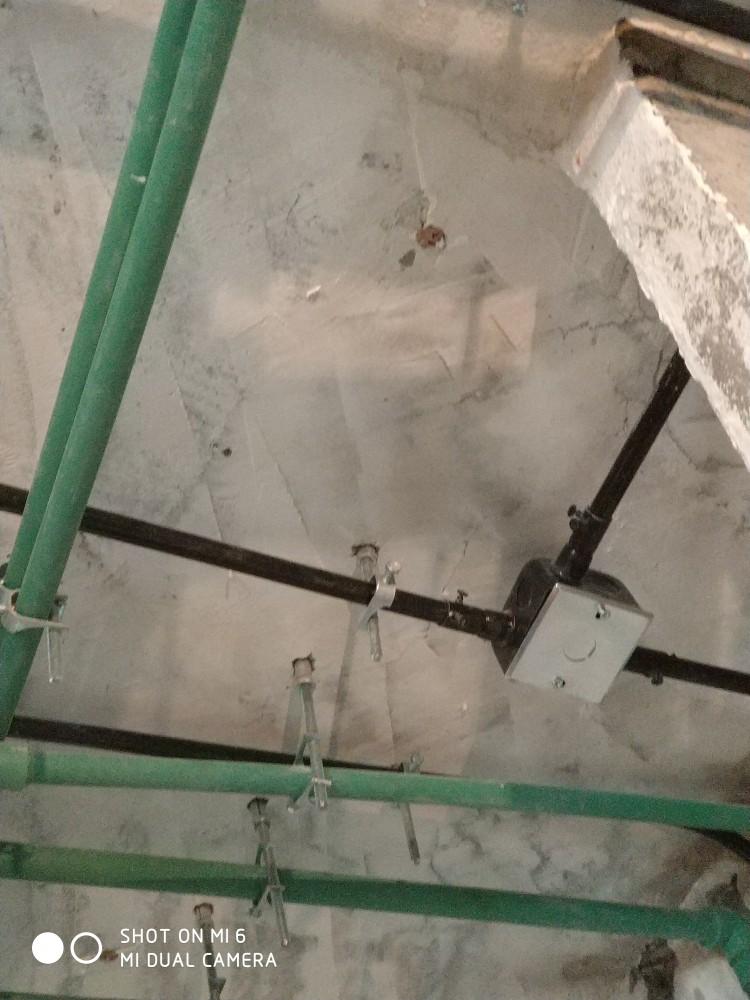 北京小南庄-水电隐蔽工程阶段验收-2018-04-07