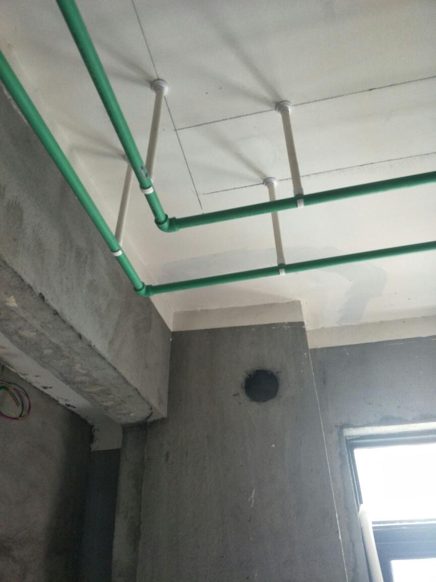 泰跃金河-水电隐蔽工程阶段验收-2017-09-24