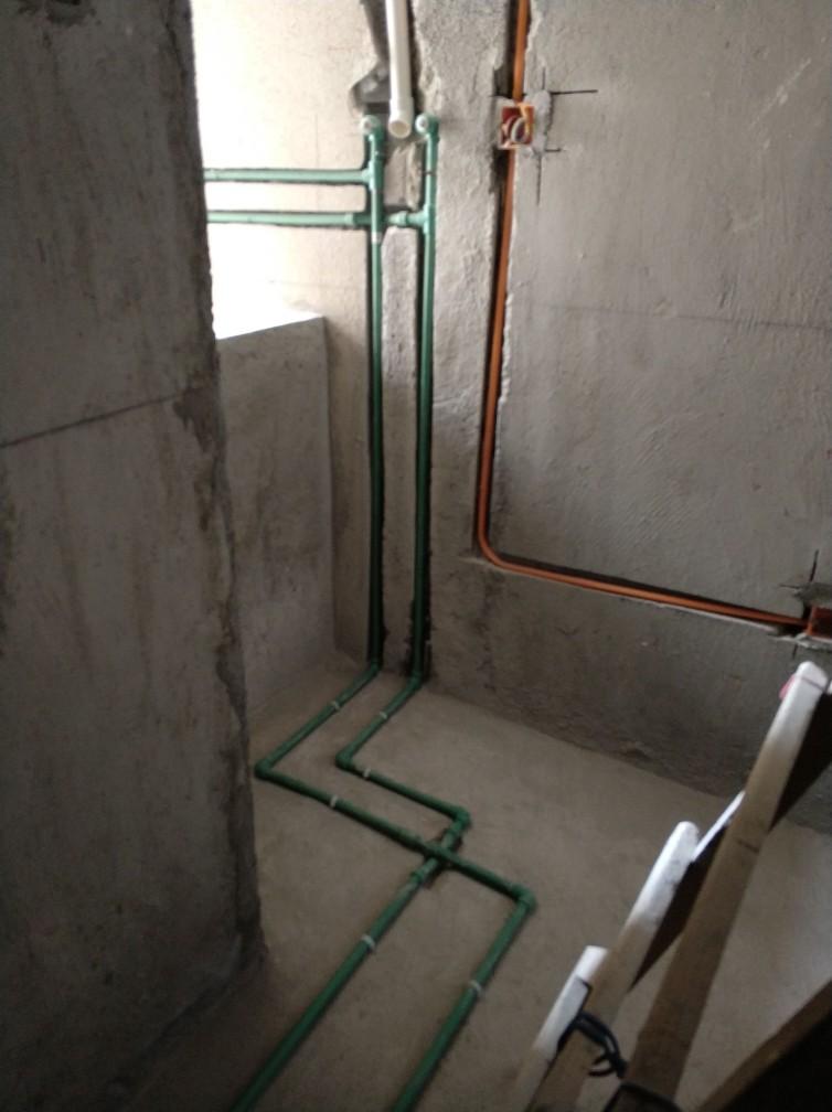 盛世江城-水电隐蔽工程阶段验收-2017-11-06