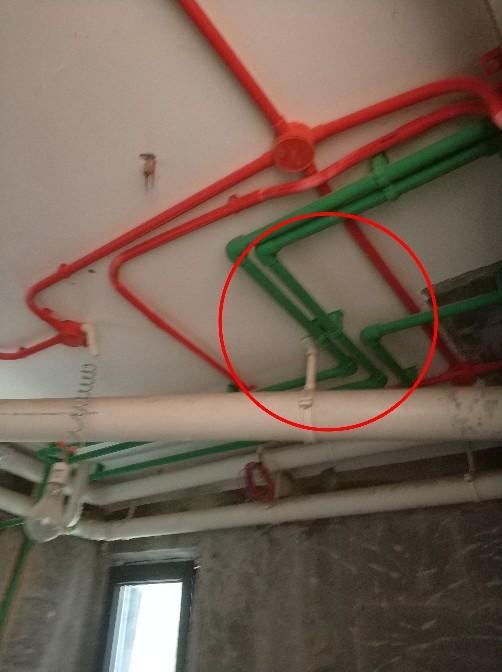 上海绿地公寓-水电隐蔽工程阶段验收-2018-03-06