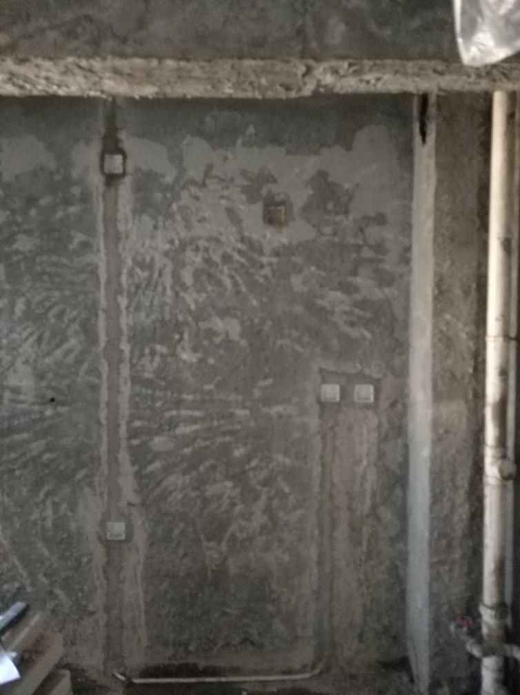 北京天秀荷塘月舍-改建与水电定位巡检-2017-11-13