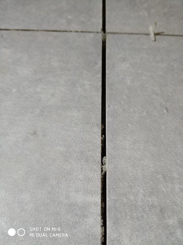 十里玫瑰-泥木表面施工巡查-2018-04-08