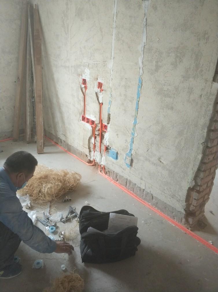 北京学院路甲9号院-改建与水电定位巡检-2018-04-04