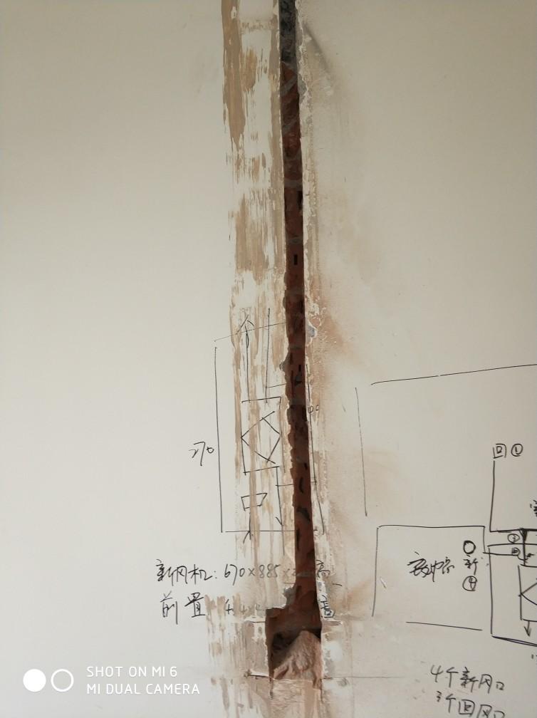 上海晟虹新景苑-改建与水电定位巡检-2018-06-04