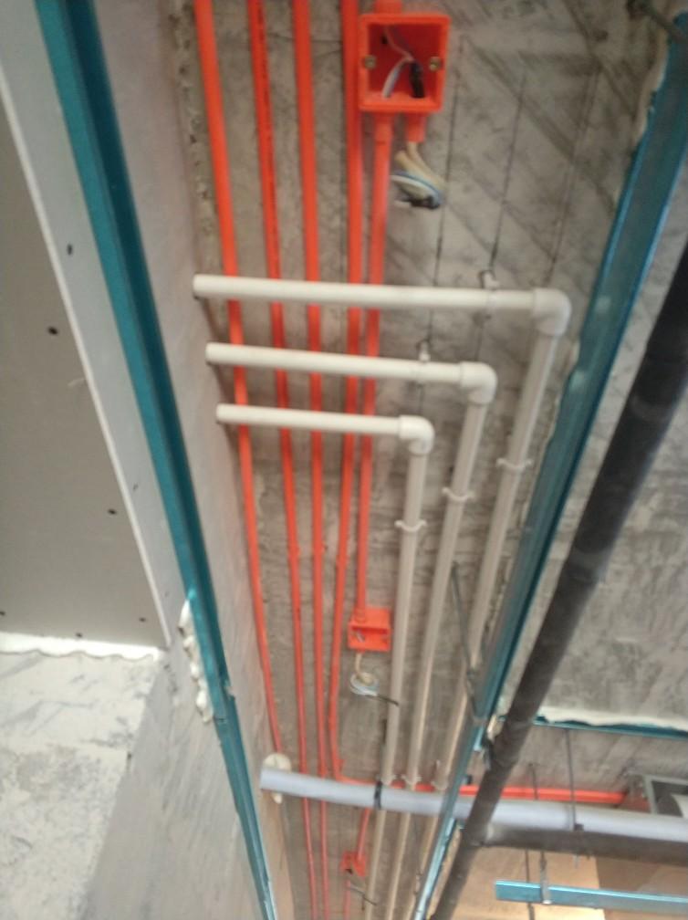 北京大屯关庄路6号院-水电隐蔽工程阶段验收-2018-01-05