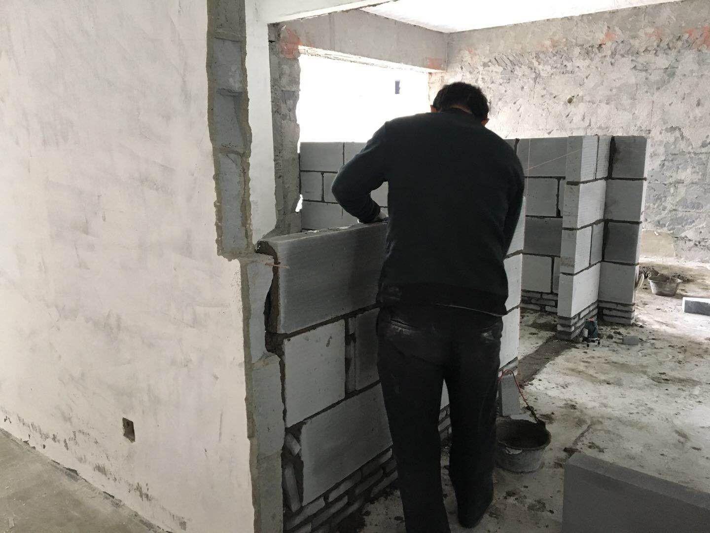 梦湖水岸-改建与水电定位巡检-2018-01-14
